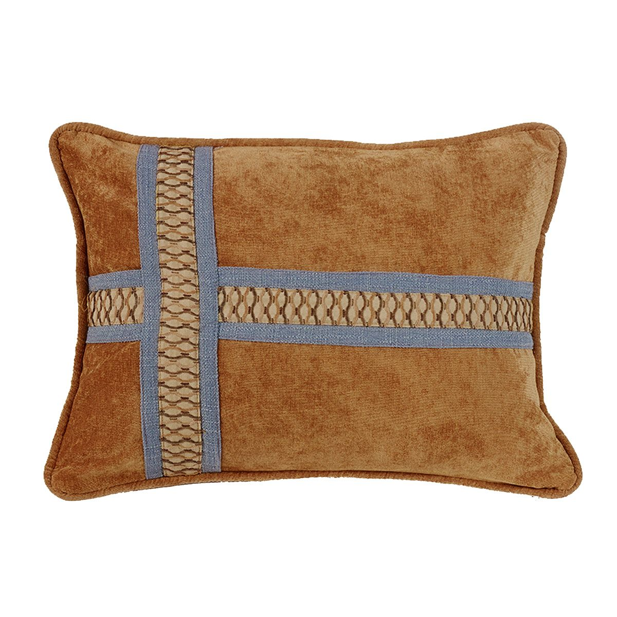 Desert Oasis Cross Pillow