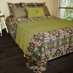 Desert Pear Bedding Collection