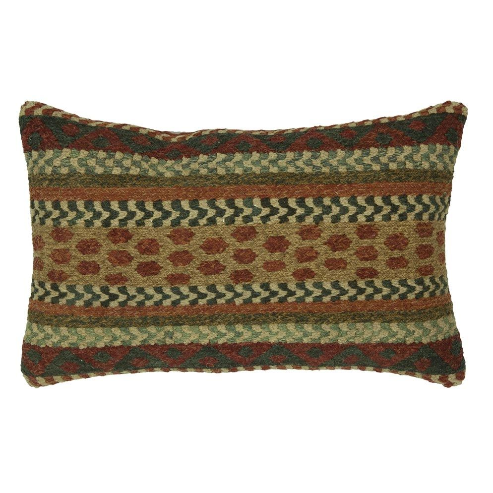 Desert Trails Pillow - 22 x 14