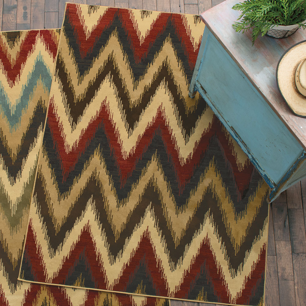 Desert Waves Rug - 8 x 10