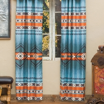Diamond Canyon Lined Drapes