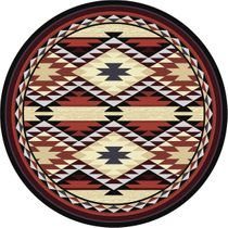 Diamond Rio Rug - 8 Ft. Round