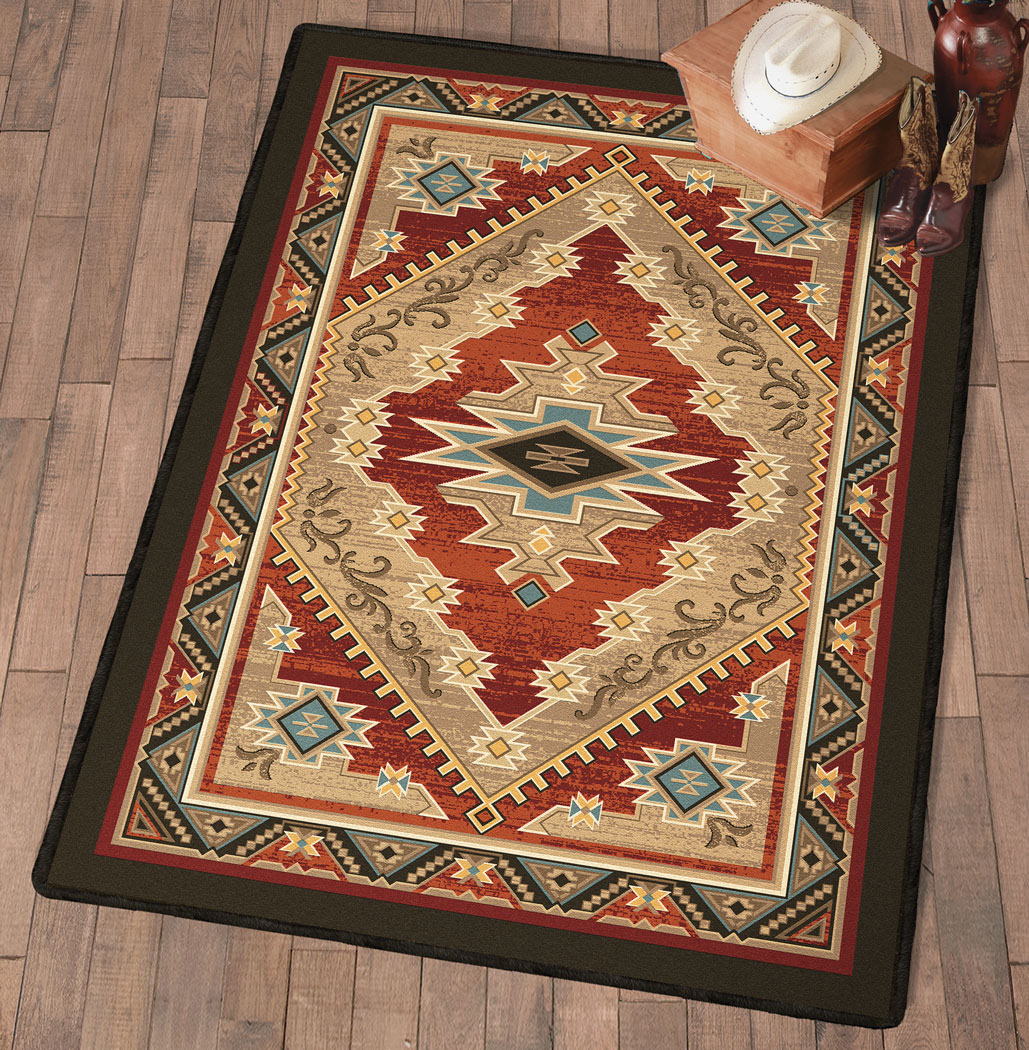 Diamond River Palace Rug - 11 x 13