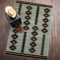 Arrowhead Creek Rug - 3 x 4