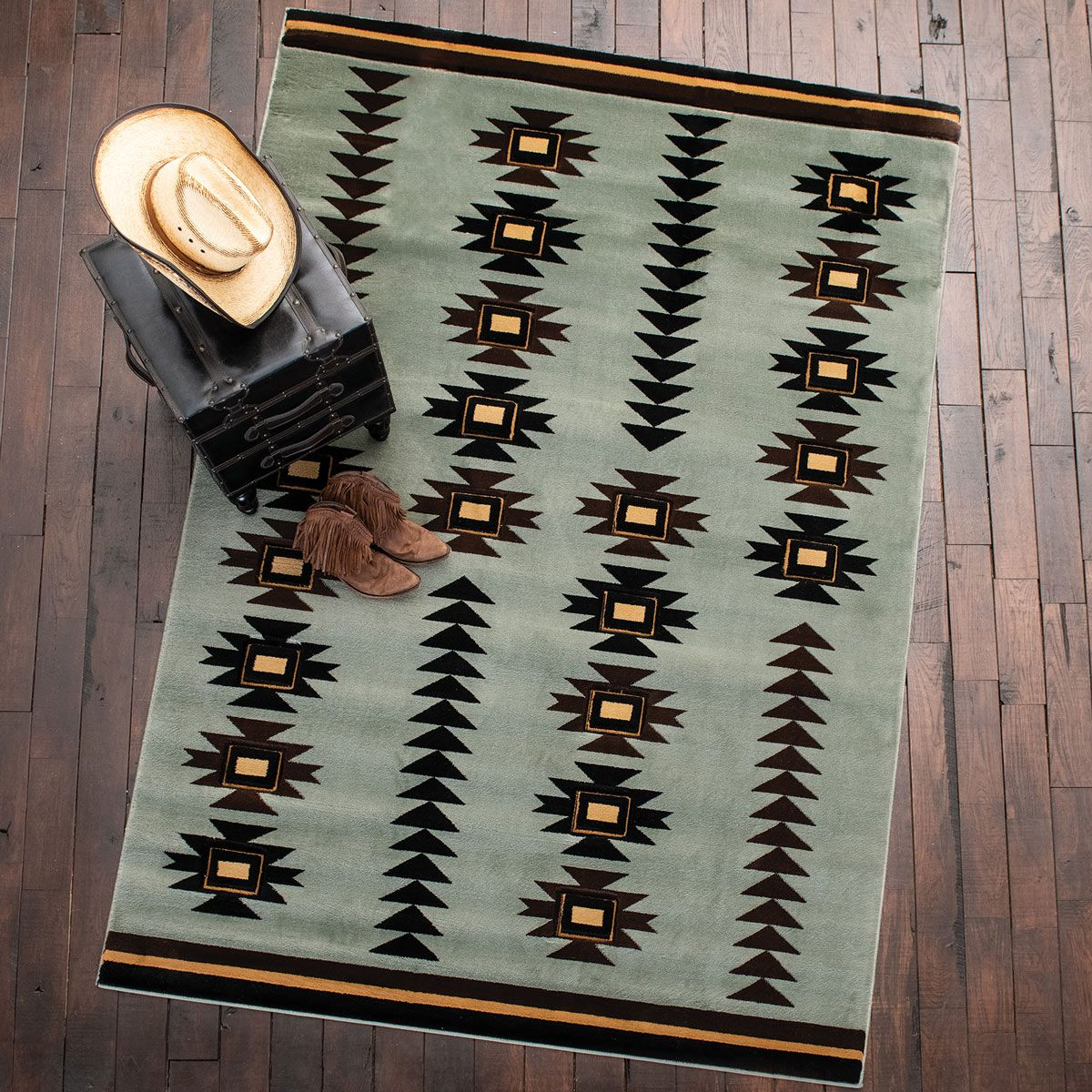 Arrowhead Creek Rug - 5 x 8