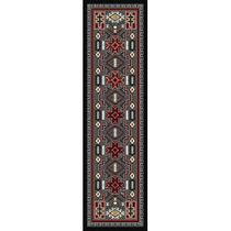 Double Cross Rug - 2 x 8