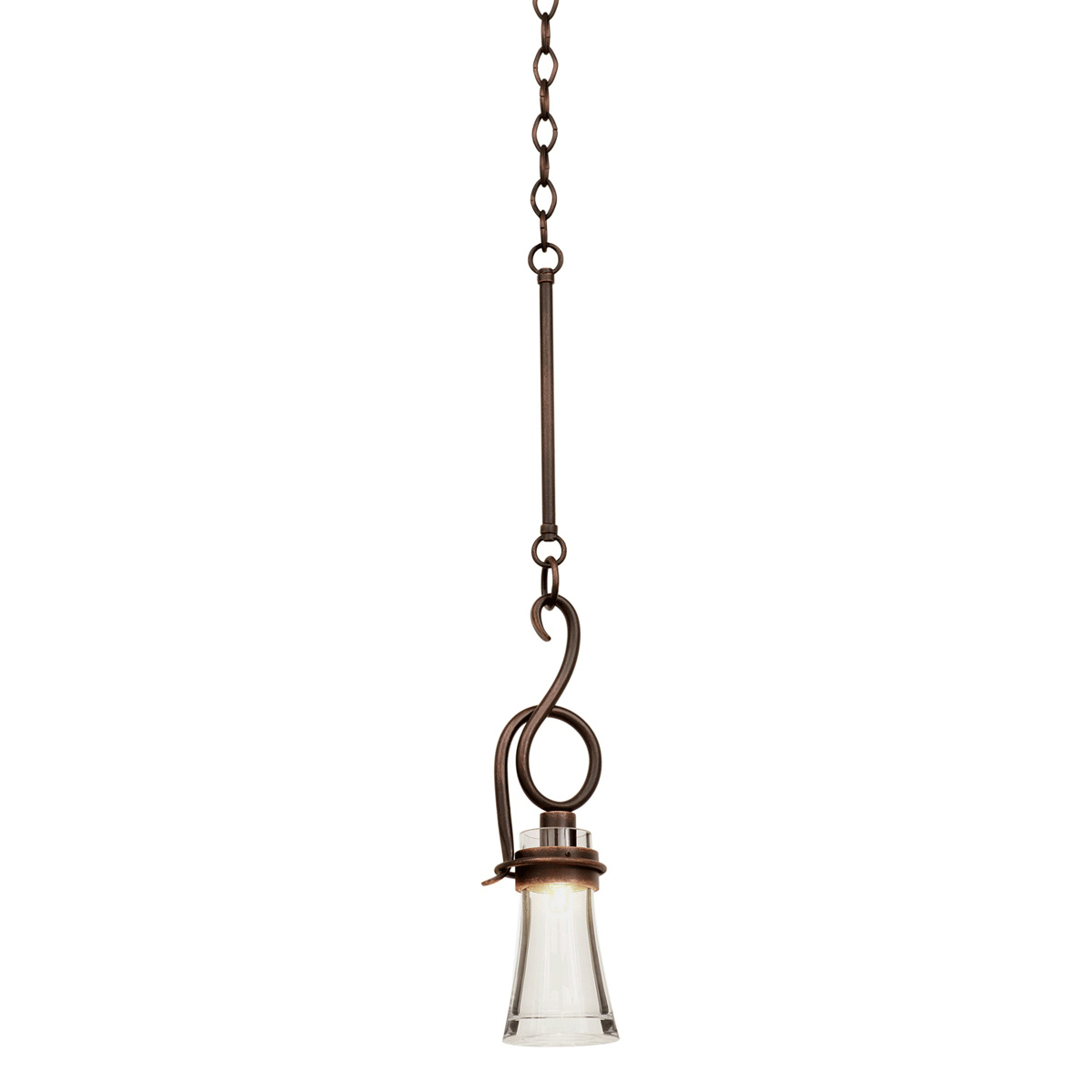 Dover 1 Light Mini Pendant