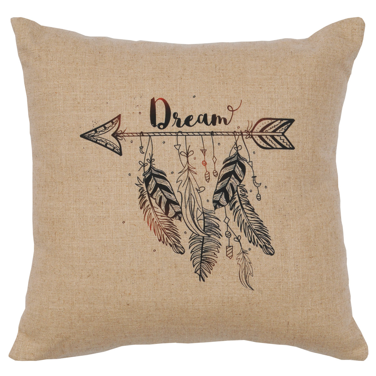Dream Feathers Pillow