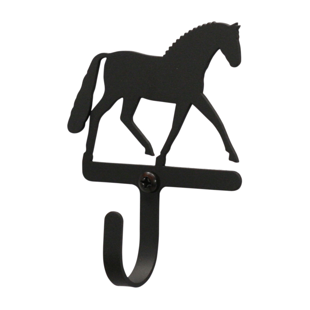 Dressage Horse Small Wall Hook