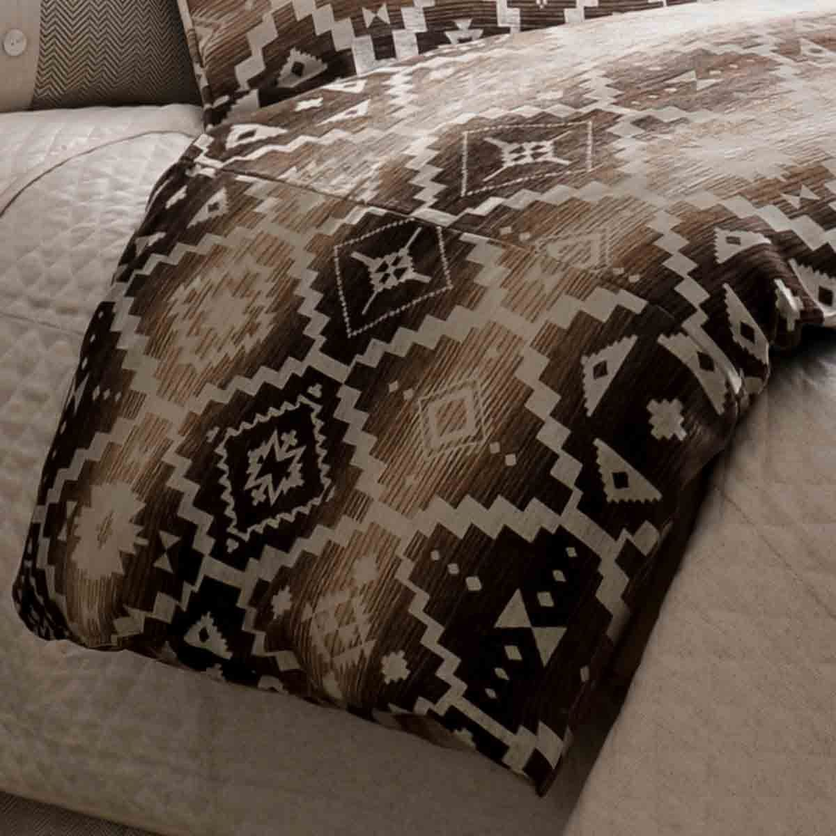 Durango Diamond Duvet Cover - Super King