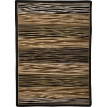 Earth Rhythms Natural Rug - 8 x 11