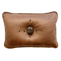 Echo Canyon Chestnut Accent Pillow - 14 x 20