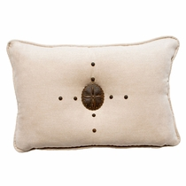 Echo Canyon Sand Accent Pillow - 14 x 20