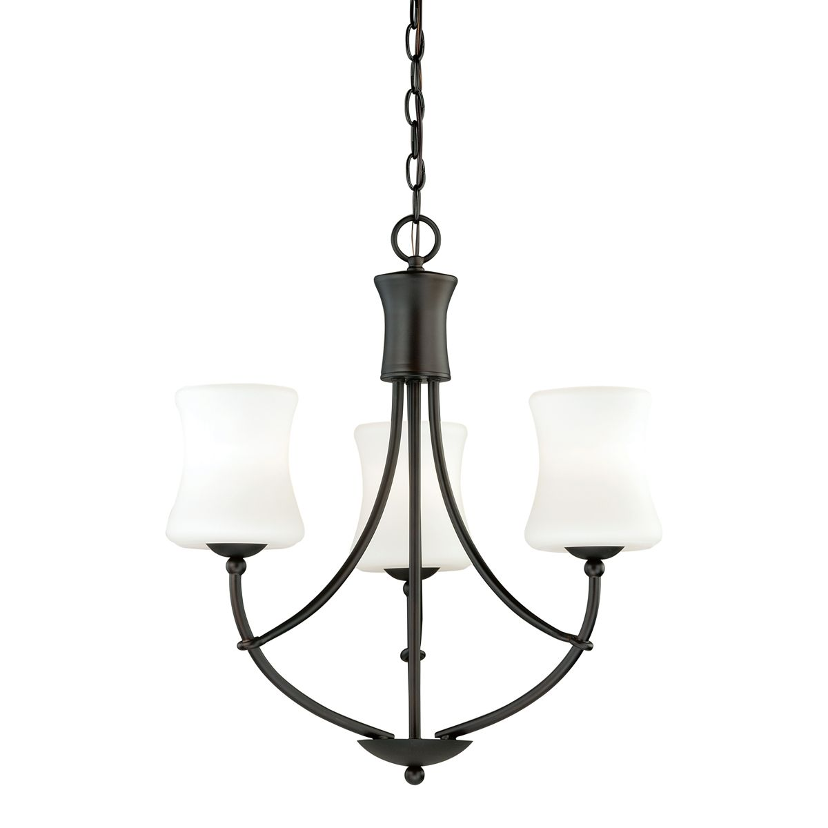 Ellis 3 Light Chandelier