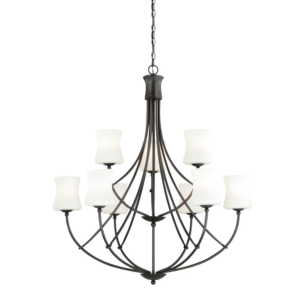 Ellis 9 Light Chandelier