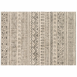 Emory Stone Graphite Rug Collection