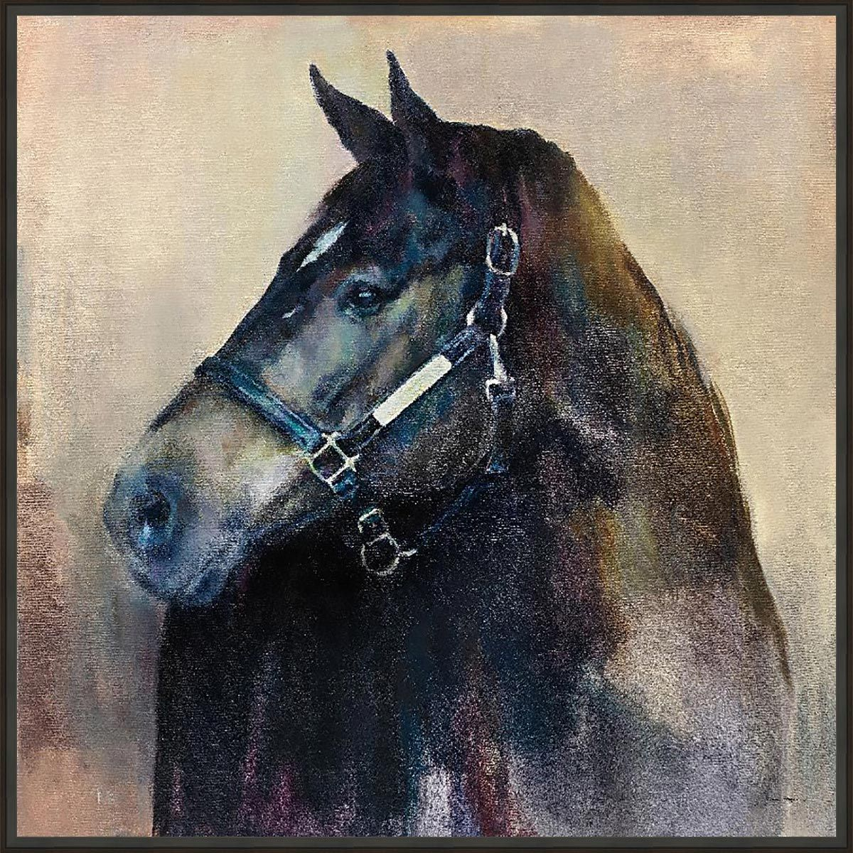 Equine Vision II Canvas Art