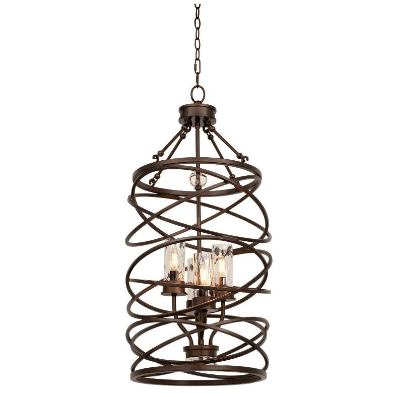 Eternity 4 Light Foyer Pendant