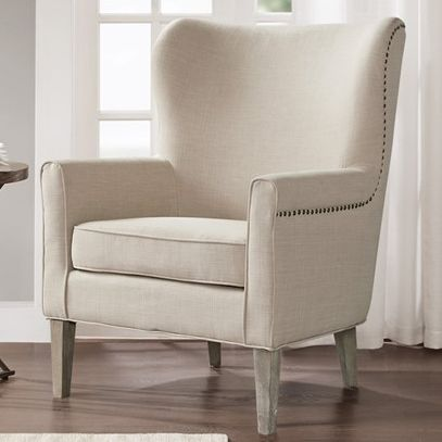 Evelyn Wingback Chair