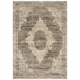 Faded Plateau Gray Rug Collection