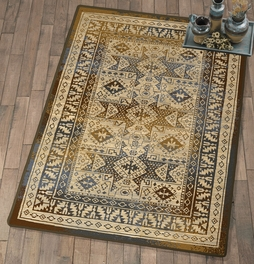 Faded Tribal Beauty Rug Collection