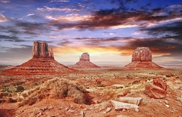 Famous Artists Who Immortalized the American Southwest
