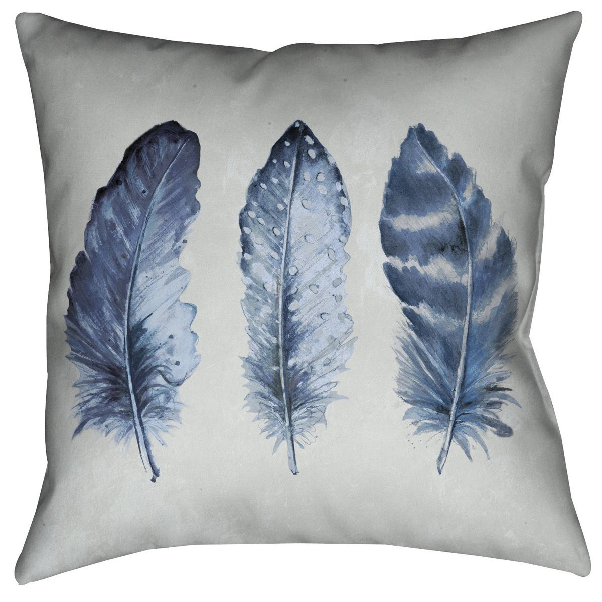 Feather River I Indoor Pillow