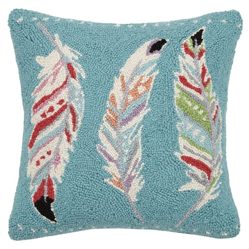 Feather Sky Pillow