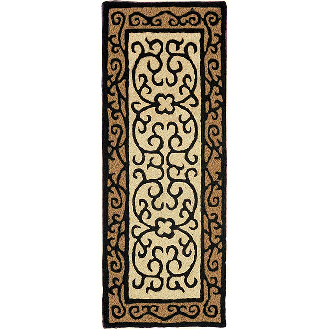 Fencework Indoor/Outdoor Rug - 2 x 5