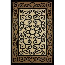 Fencework Indoor/Outdoor Rug - 5 x 8