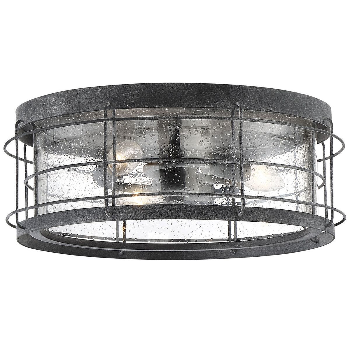 Fisher Outdoor Flush Mount Fixture