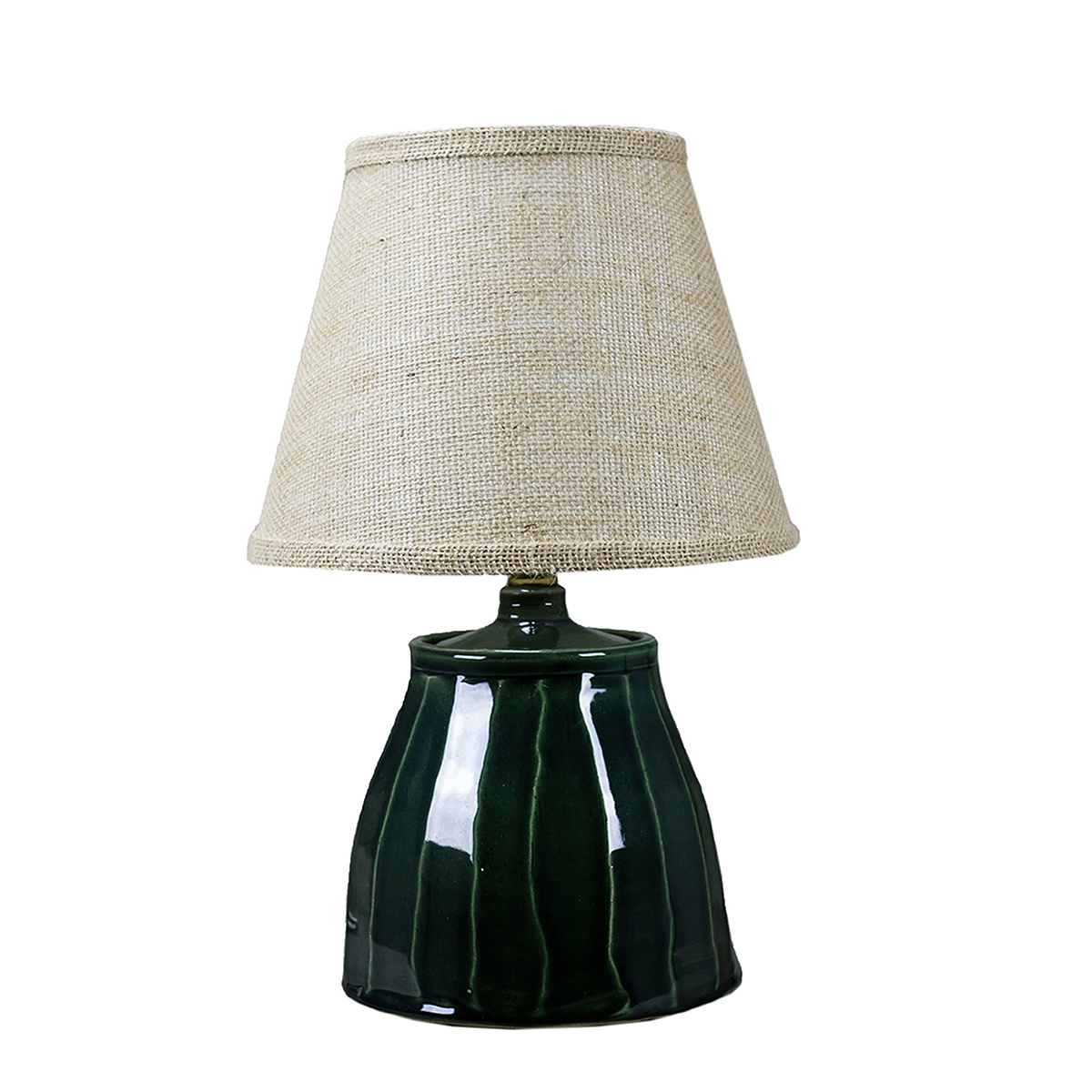 Flagstaff Table Lamp - Sage Green