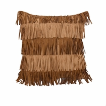 Flapper Fringe Pillow