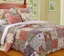 Floral Meadows Bonus Bed Set - Full/Queen