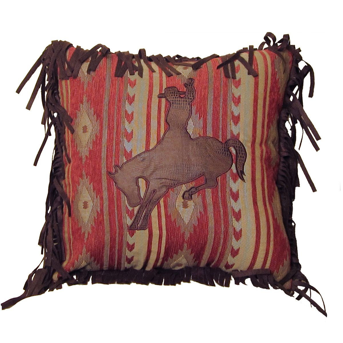 Flying Horse Pillow