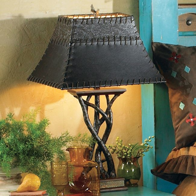 Forest Canyon Table Lamp