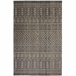 Fredonia Geo Blue Rug Collection