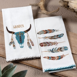 Free Spirit Flour Sack Towels