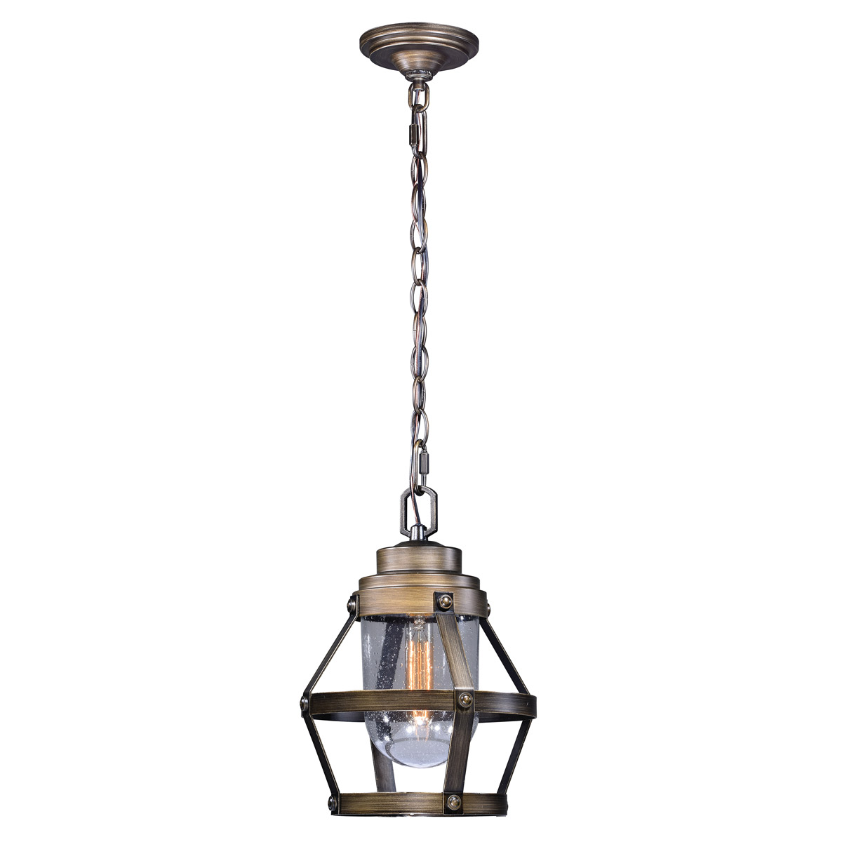 Frontier Lantern Pendant Light