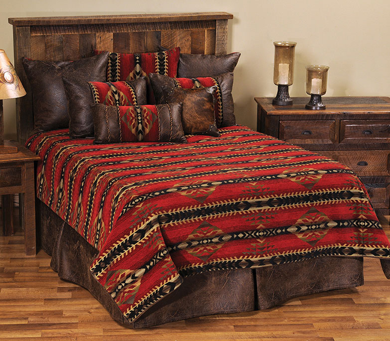 Gallop Deluxe Bed Set - Full