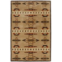 Gatekeeper Neutral Rug - 4 x 6