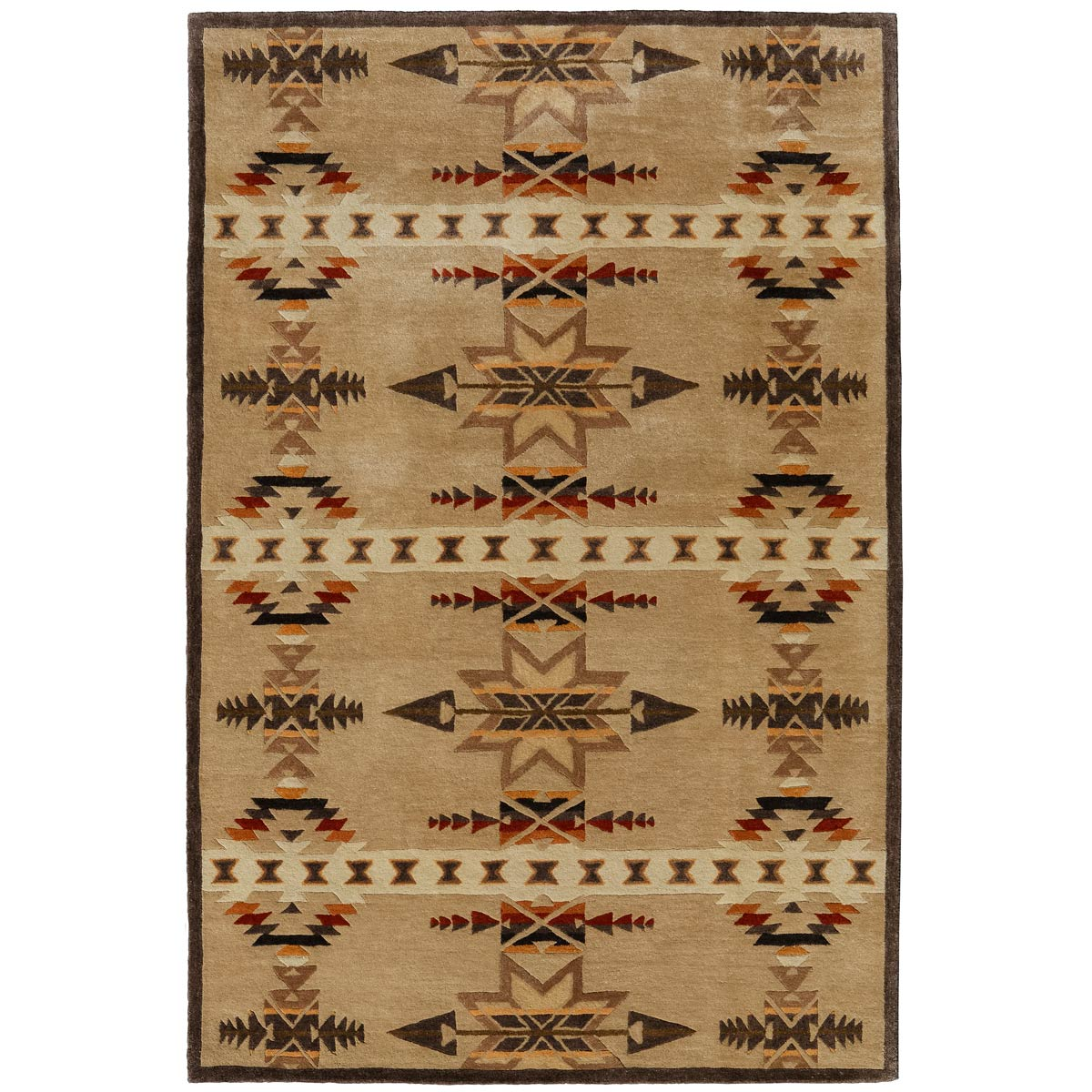 Gatekeeper Neutral Rug - 6 x 9