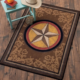 Gilded Star Rug Collection