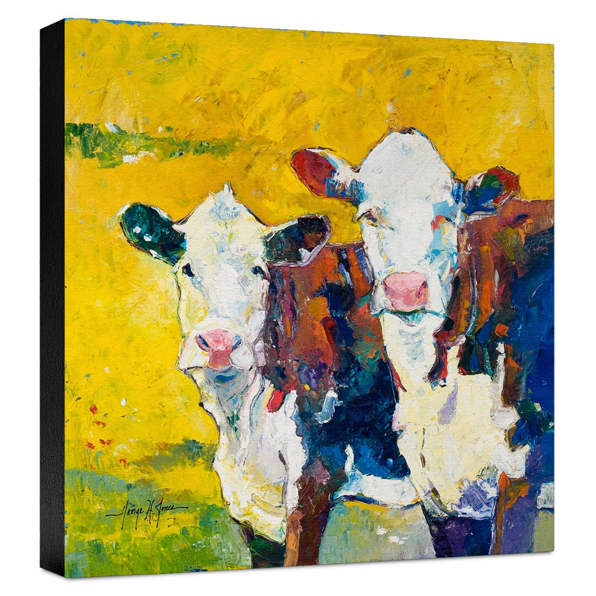 Got Hay Gallery Wrapped Canvas