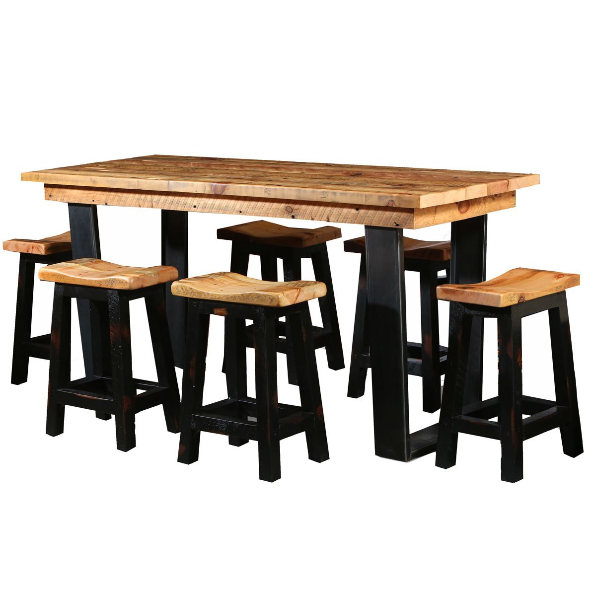 Granary Industrial Counter Table - 6 Foot