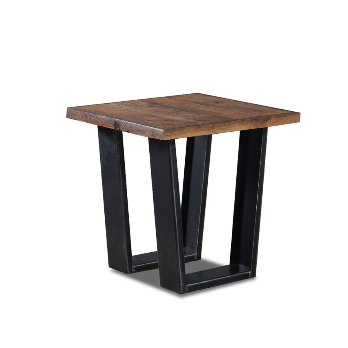 Granary Industrial End Table