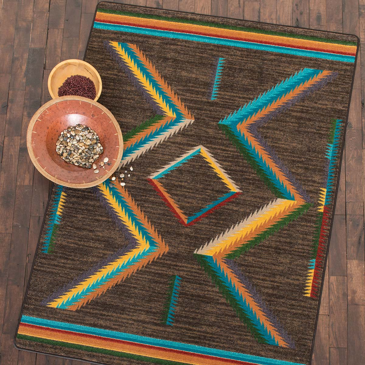 Grand Canyon Bright Rug - 3 x 4