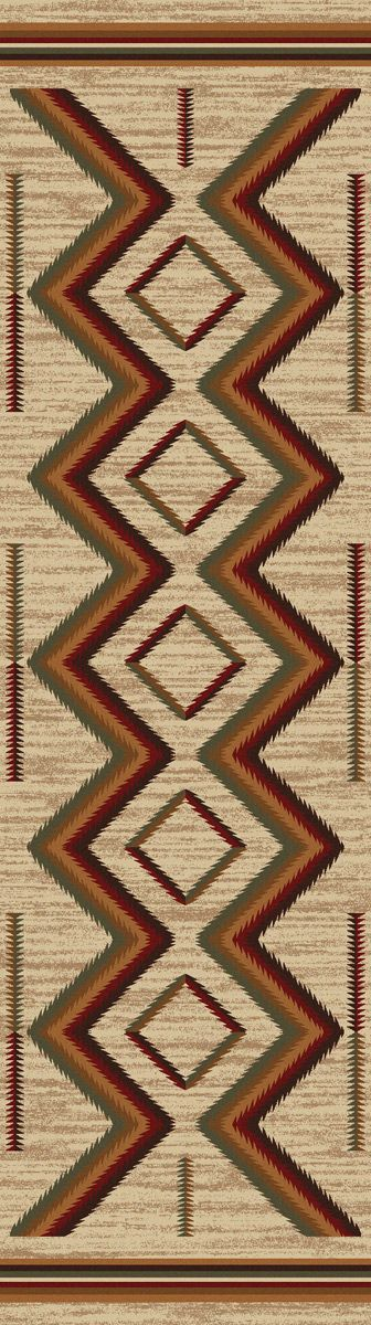 Grand Canyon Sierra Rug - 2 x 8
