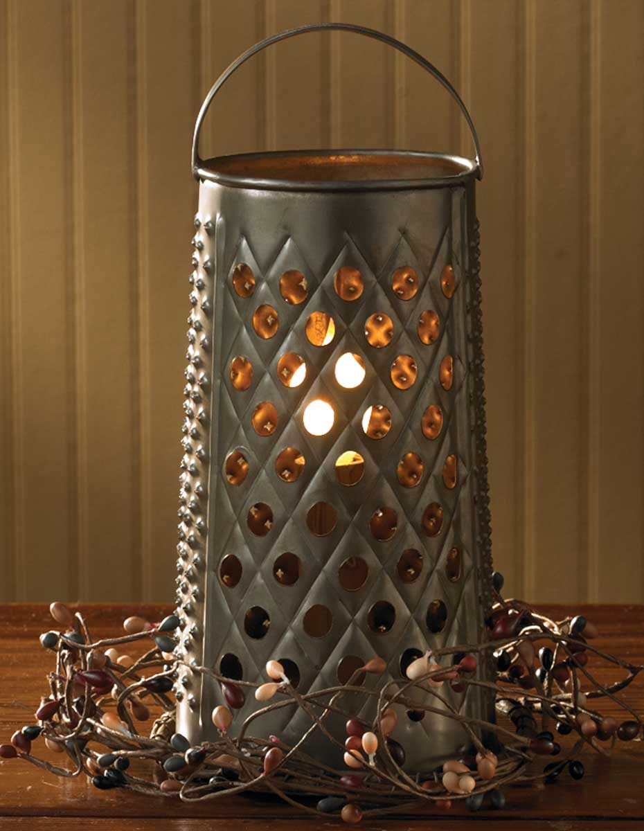 Grater Accent Lamp