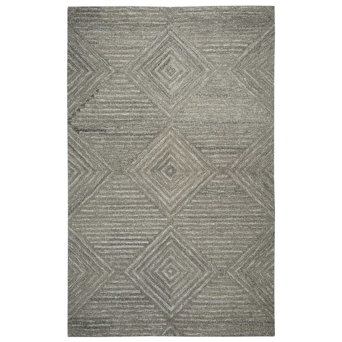Gray Freemont Canyon Rug - 5 x 8